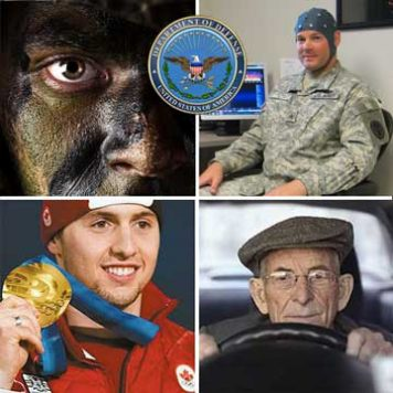 Neurofeedback Therapy for Soldiers, Athletes, Oldies