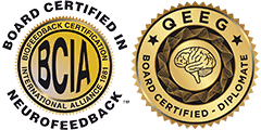 Logos Neurotherapy Gold Coast and QEEG Certifications
