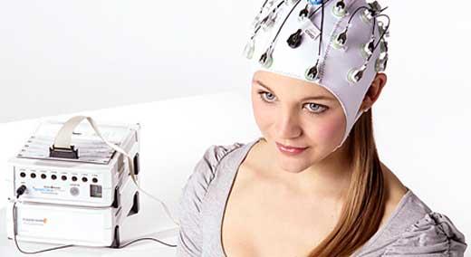 EEG Neurofeedback Research Equipment